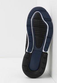 Nike Sportswear - AIR MAX 270 EXTREME - Slip-ons - midnight navy/lemon/black/anthracite - 5