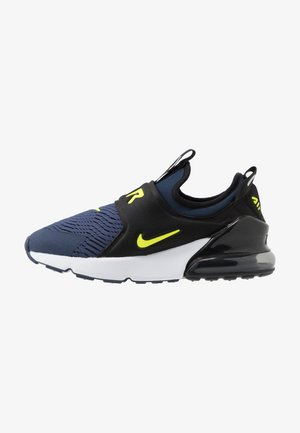 AIR MAX 270 EXTREME - Nazouvací boty - midnight navy/lemon/black/anthracite