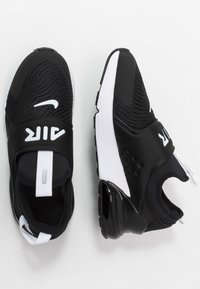 Nike Sportswear - AIR MAX 270 EXTREME - Mocasines - black/white - 0