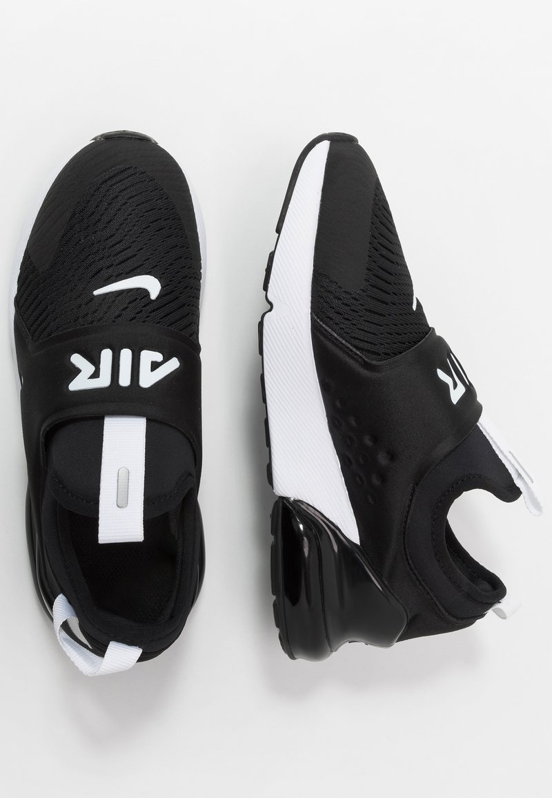 Nike Sportswear - AIR MAX 270 EXTREME - Mocasines - black/white
