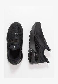 Nike Sportswear - AIR MAX 270 EXTREME - Mocassins - black - 1
