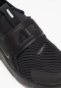 Nike Sportswear - AIR MAX 270 EXTREME - Mocassins - black - 5