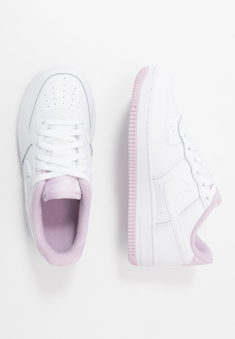 Nike Sportswear - FORCE  - Trainers - white/iced lilac