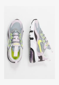 Nike Sportswear - AIR MAX 270 - Slip-ons - particle grey/lemon/iced lilac/off noir - 1