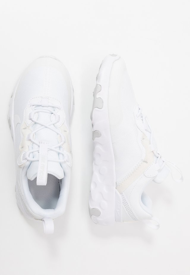 RENEW 55  - Zapatillas - white/pure platinum