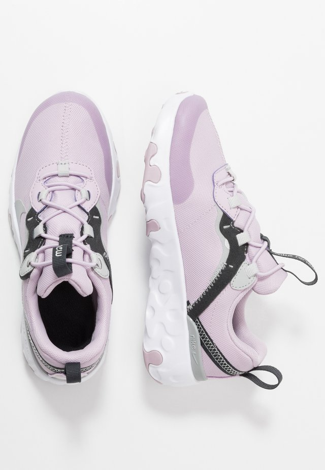 RENEW 55  - Sneakers - iced lilac/metallic silver/off noir/light smoke grey