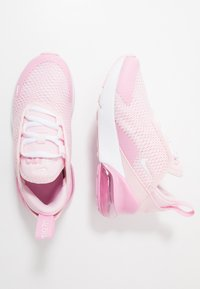 Nike Sportswear - AIR MAX 270 - Sneakersy niskie - pink foam/white/pink rise - 0