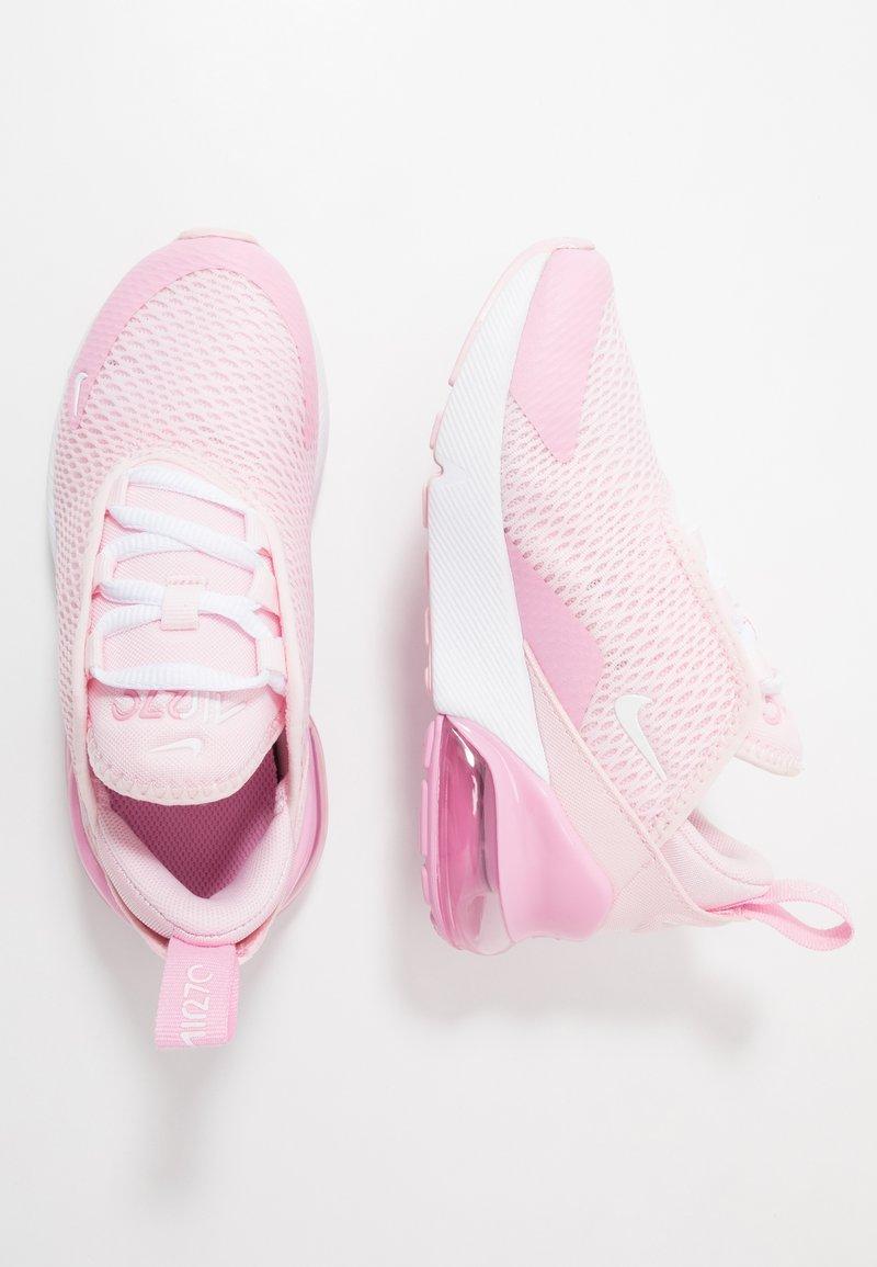 Nike Sportswear - AIR MAX 270 - Sneakersy niskie - pink foam/white/pink rise