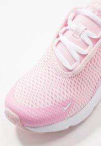 Nike Sportswear - AIR MAX 270 - Sneakersy niskie - pink foam/white/pink rise - 2