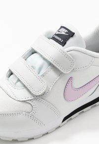 Nike Sportswear - COURT BOROUGH - Zapatillas - pure platinum/atomic pink/valerian blue/white - 2