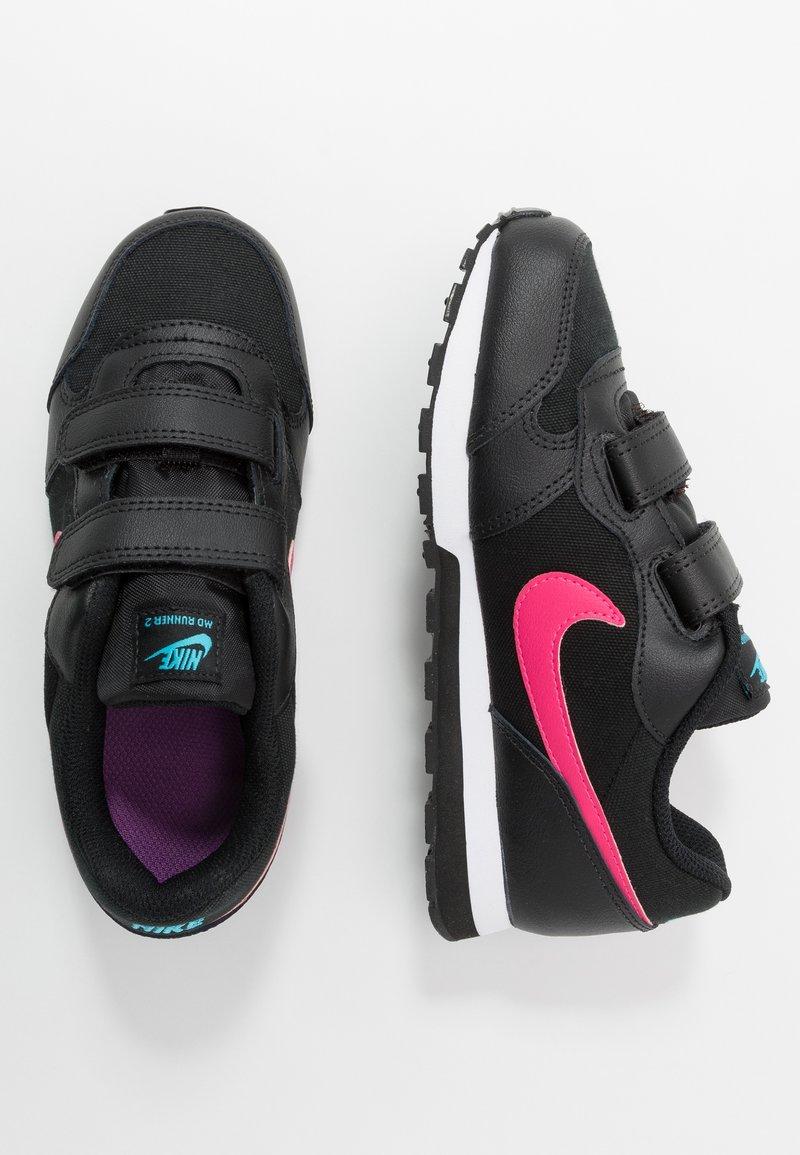 Nike Sportswear - MD RUNNER 2 - Zapatillas - black