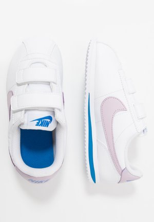 CORTEZ BASIC - Baskets basses - white/iced lilac/soar