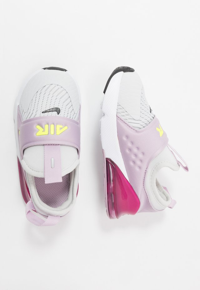 AIR MAX 270 EXTREME  - Slippers - photon dust/lemon/iced lilac/black
