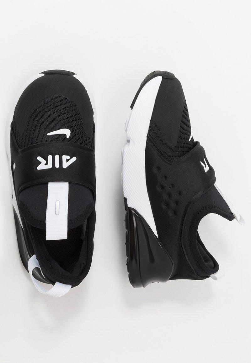 Nike Sportswear - AIR MAX 270 EXTREME  - Nazouvací boty - black/white