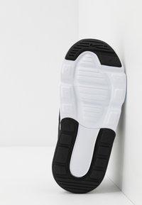 Nike Sportswear - AIR MAX 270 EXTREME  - Nazouvací boty - black/white - 5