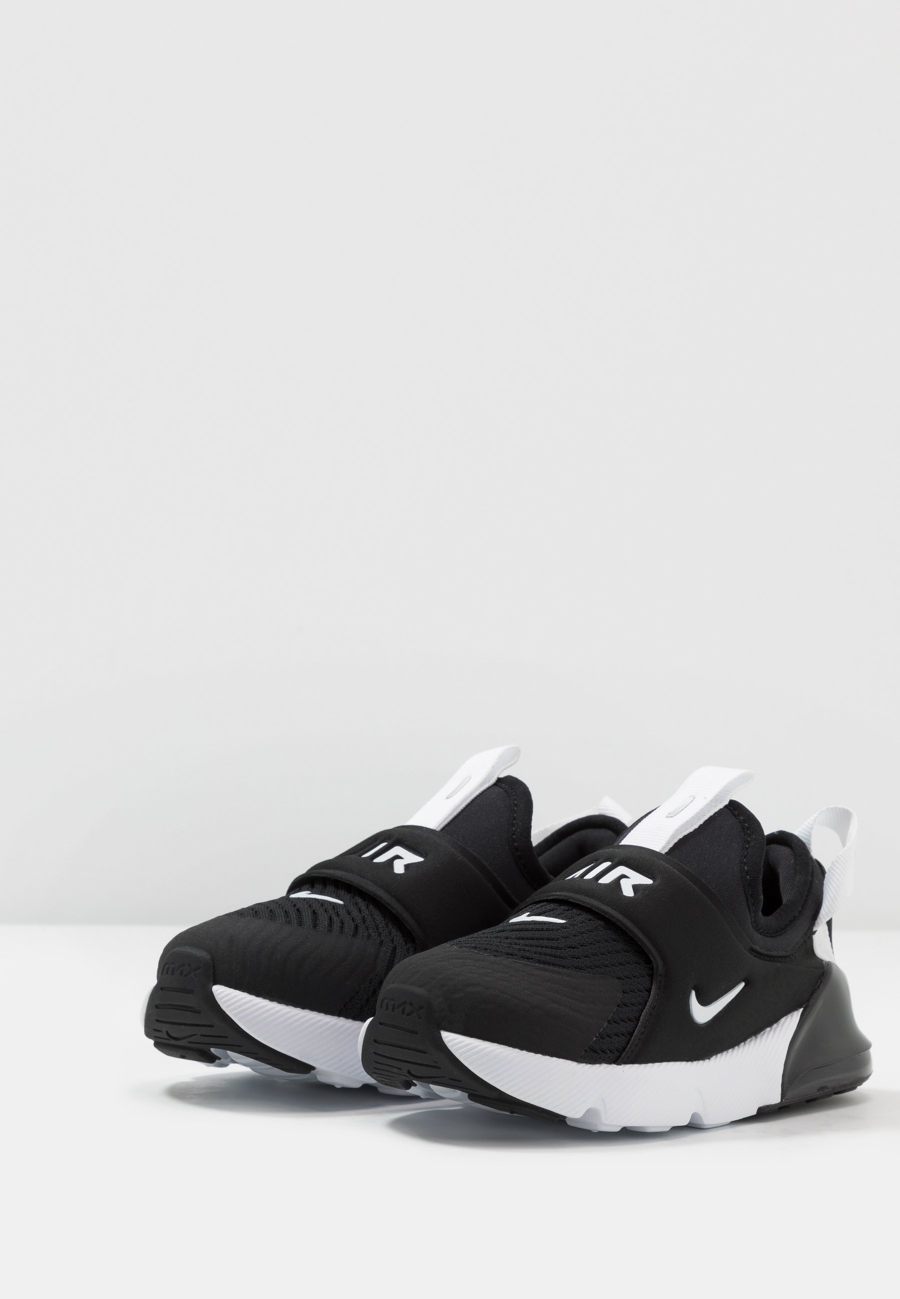 Nike Air Max 270 Extreme Baby and Toddler Shoe White .