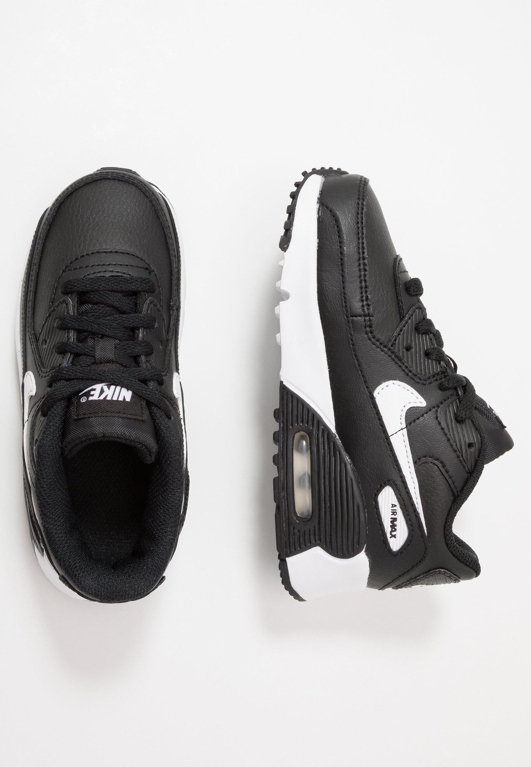 Nike Sportswear AIR MAX 90 Sneakers laag blackwhite