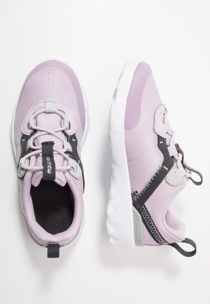 RENEW ELEMENT 55 - Nazouvací boty - iced lilac/metallic silver/off noir/light smoke grey