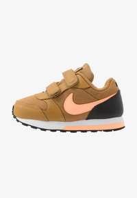 Nike Sportswear - RUNNER 2 - Baskets basses - wheat/orange pulse/black/white - 1