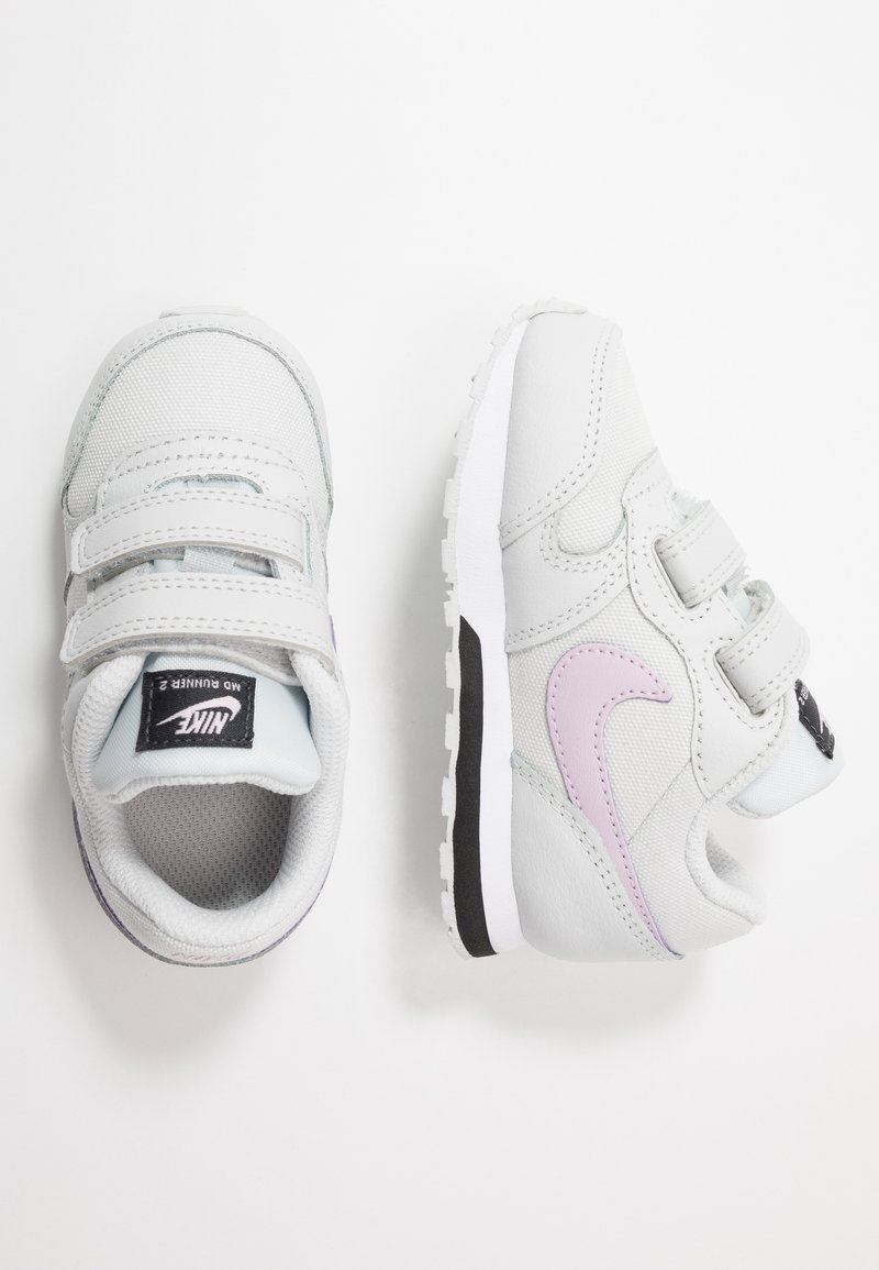 Nike Sportswear - RUNNER 2 - Baskets basses - photon dust/iced lilac/off noir/white