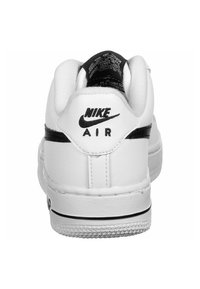 Nike Sportswear - AIR FORCE - Sneakers - white/black - 3