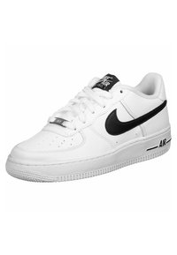 Nike Sportswear - AIR FORCE - Sneakers - white/black - 2