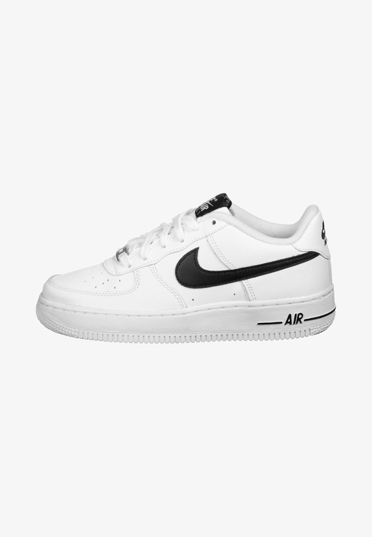 Nike Sportswear - AIR FORCE - Sneakers - white/black
