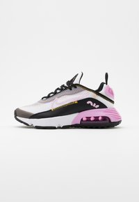 Nike Sportswear - AIR MAX 2090 - Sneakersy niskie - white/light arctic pink/black/dark sulfur - 0