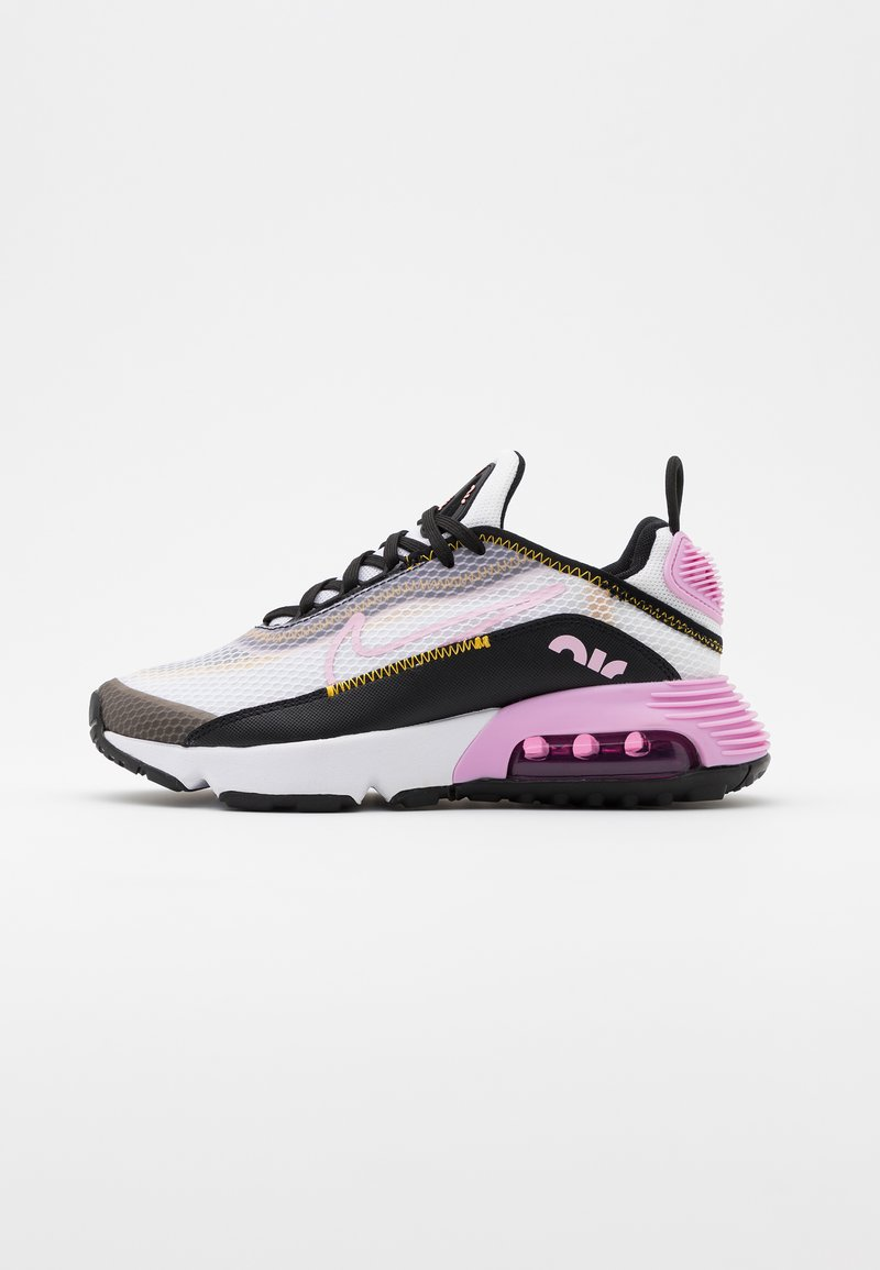 Nike Sportswear - AIR MAX 2090 - Sneakersy niskie - white/light arctic pink/black/dark sulfur