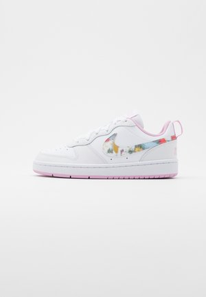 COURT BOROUGH  - Sneakers basse - white/multicolor/light arctic pink