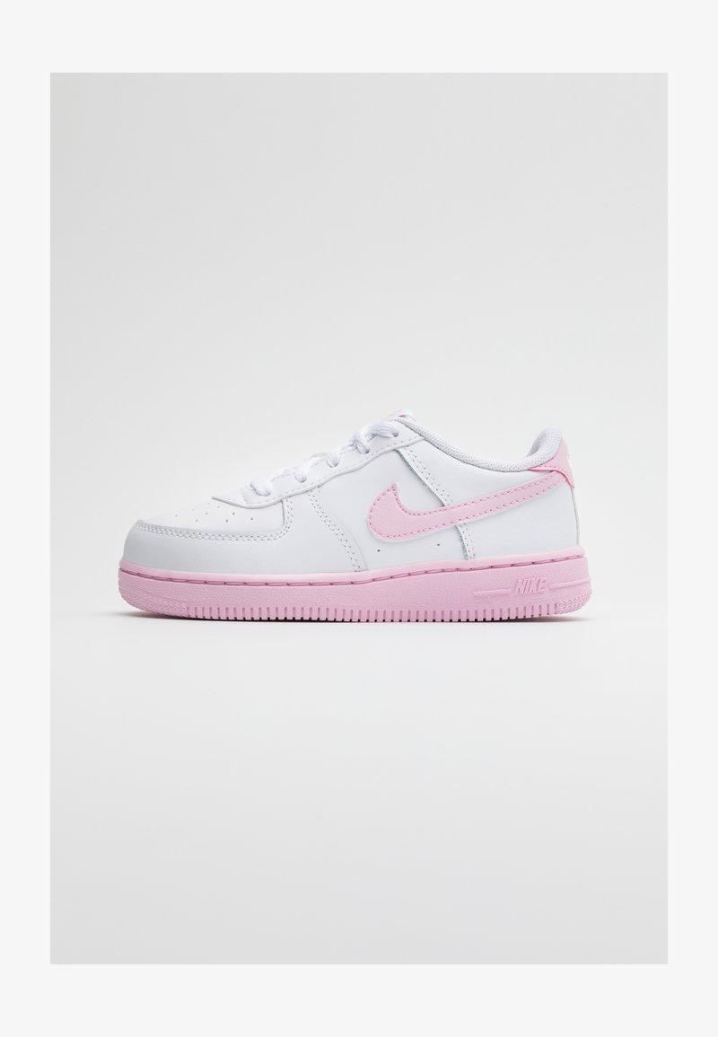 Nike Sportswear - AIR FORCE 1 BRICK - Zapatillas - white/pink