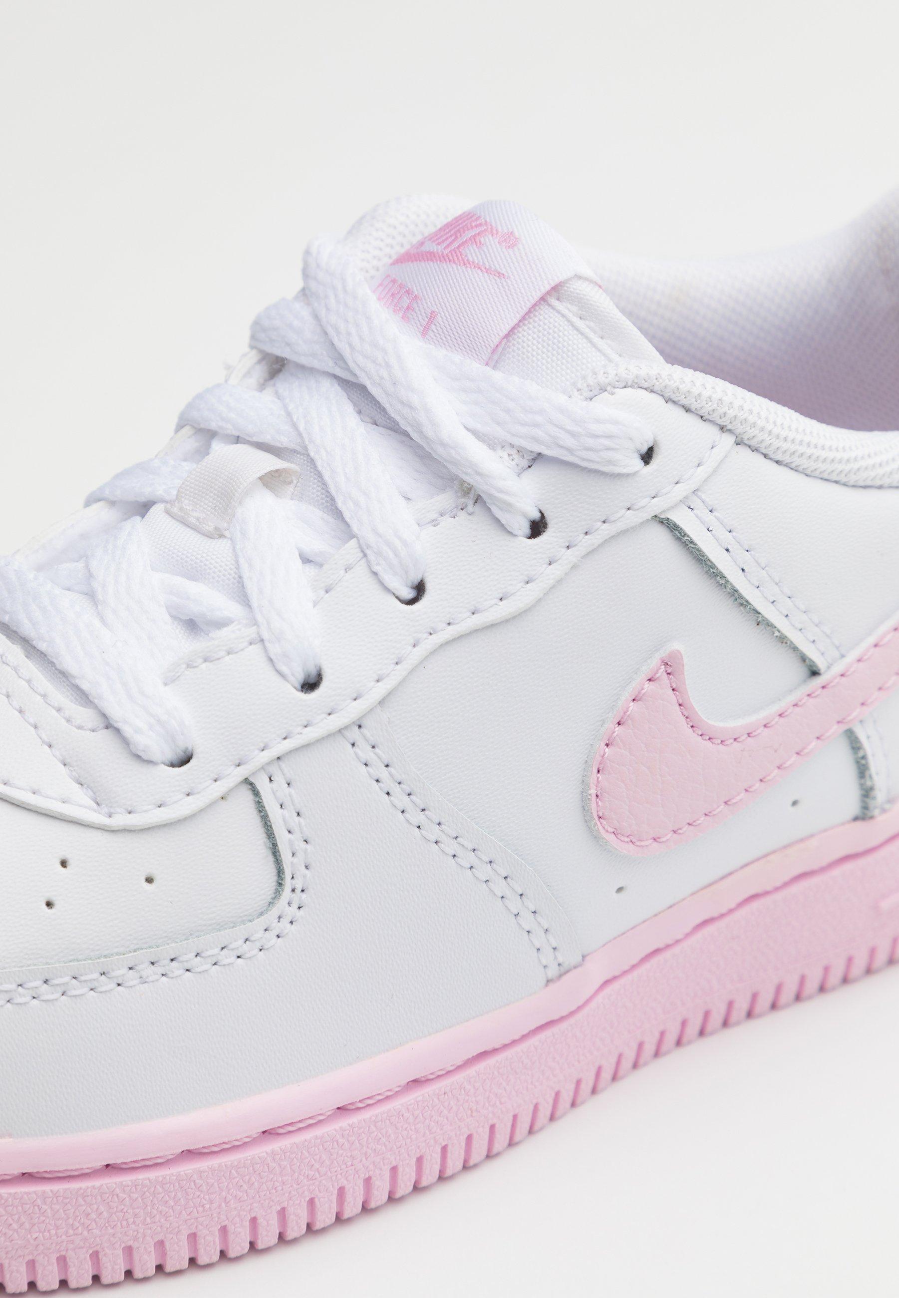 AIR FORCE 1 BRICK Sneakers laag whitepink