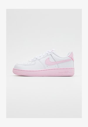 AIR FORCE 1 BRICK - Sneakers laag - white/pink