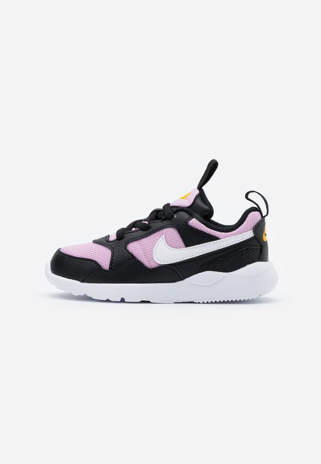 PEGASUS '92 LITE - Sneaker low - black/white/light arctic pink