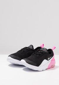 Nike Sportswear - AIR MAX MOTION 2 - Chaussures premiers pas - black/metallic silver/psychic pink/white - 3