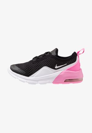 AIR MAX MOTION 2 - Babysko - black/metallic silver/psychic pink/white