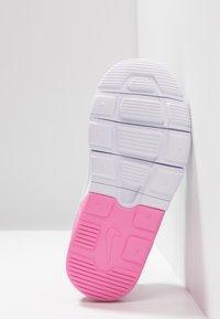 Nike Sportswear - AIR MAX MOTION 2 - Chaussures premiers pas - black/metallic silver/psychic pink/white - 5