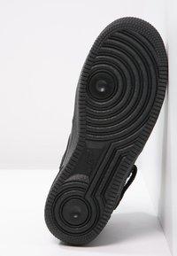 Nike Sportswear - AIR FORCE 1 - Zapatillas altas - noir - 4