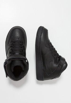 AIR FORCE 1 MID - Sneakers alte - black
