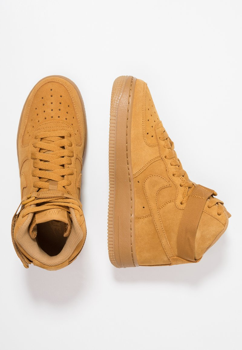 Nike Sportswear - AIR FORCE 1 LV8 - Baskets montantes - wheat/light brown