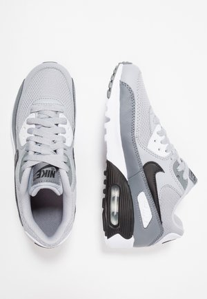 AIR MAX 90 - Sneakers laag - wolf grey/black/cool grey/white