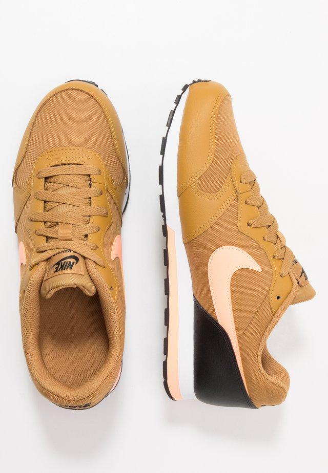 MD RUNNER 2 - Sneakers - wheat/orange pulse/black/white
