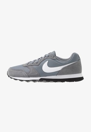MD RUNNER 2 - Matalavartiset tennarit - cool grey/white/black