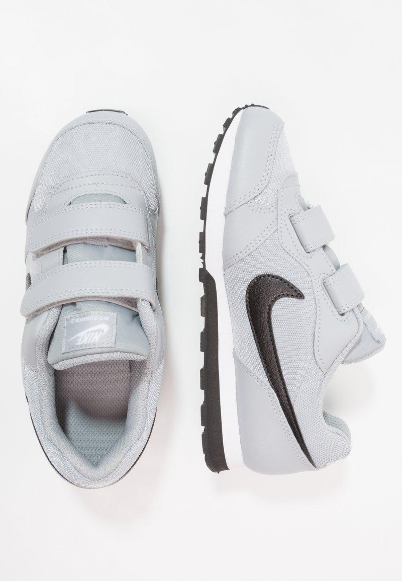 Nike Sportswear - MD RUNNER 2 BPV - Trainers - wolf grey/black/white