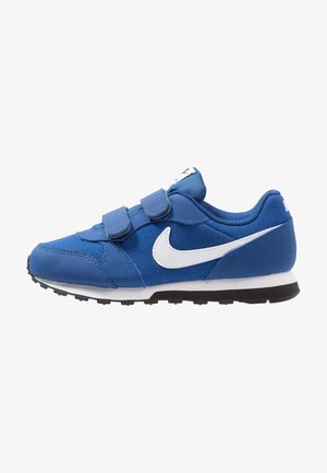 MD RUNNER 2 BPV - Matalavartiset tennarit - gym blue/white/black