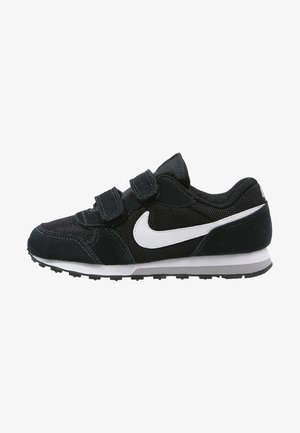 MD RUNNER 2 BPV - Matalavartiset tennarit - black/white/wolf grey