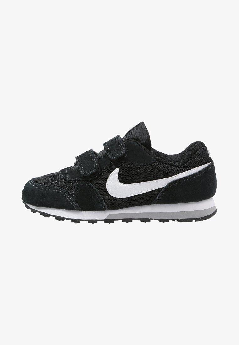 Nike Sportswear - MD RUNNER 2 - Trainers - black/white/wolf grey