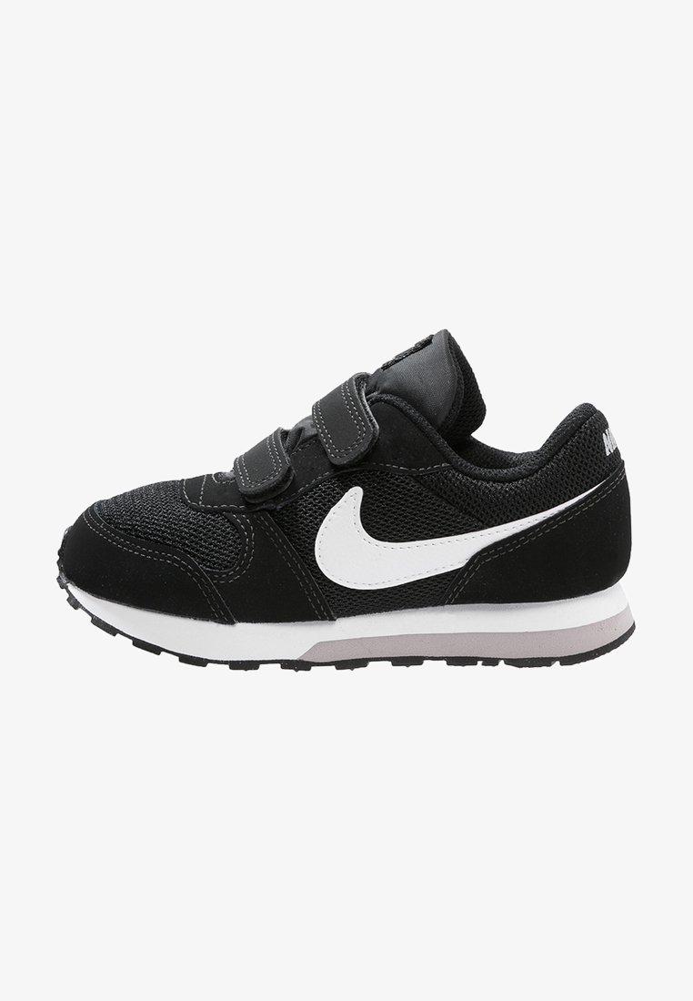 Nike Sportswear - MD RUNNER  - Trainers - black/white/wolf grey