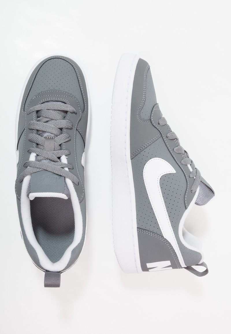 Nike Sportswear - COURT BOROUGH  - Sneakers laag - cool grey/white