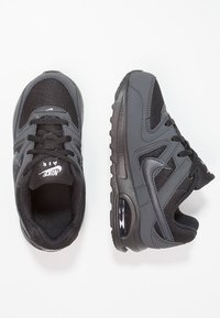 Nike Sportswear - AIR MAX COMMAND FLEX - Sneakers laag - black/anthracite/white - 1